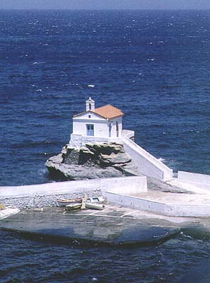 Agia Thalassini in Hora ANDROS PHOTO GALLERY - AGIA THALASSINI