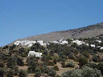 ANDROS PHOTO GALLERY - KORTHI PISO MERIA