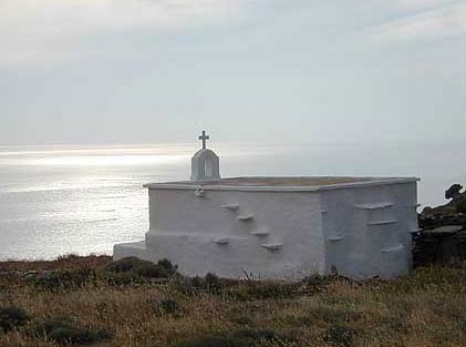 Agios Antonios in Rachi ANDROS PHOTO GALLERY - AGIOS ANTONIOS