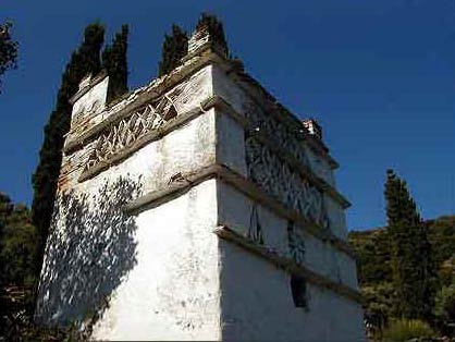 ANDROS PHOTO GALLERY - PIGEON HOUSE