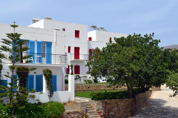 OSTRIA STUDIOS  HOTEL IN  Gavrio