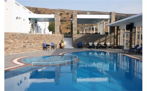 AIOLOS HOTEL  HOTELS IN  MENITES