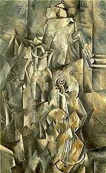For the first time in Greece, the Museum of Modern Art (Vasilis and Eliza Goulandris Foundation), hosts, from June 29 till September 28, 2003, works of the great French painter Georges Braque (1882-1963). The  man who, with Pablo Picasso, originated cubism and the cubist style, and became one of the major figures of 20th-century art, will be represented through a series of sculptures, paintings and graphics from all his creative phases. <br><br>